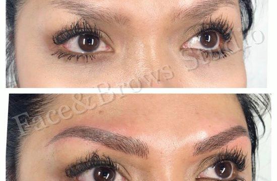 Dagens Microblading <3#faceandbrowsstudio#newbrows#beautifulbrows#manualmetodeofmicropigmentation#microbladingartist